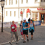 5km Lauf und Walking